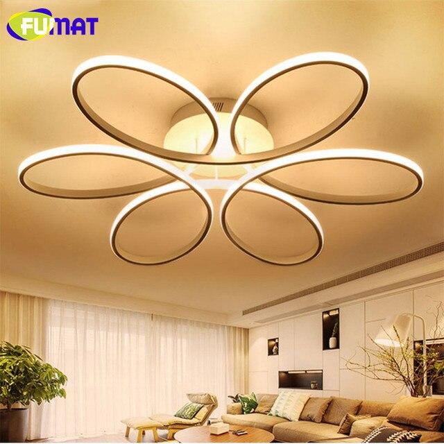FUMAT NEW Modern LED ceiling lights for living room bedroom Lamp modern led ceiling lamp dimming home lighting AC110V-220V