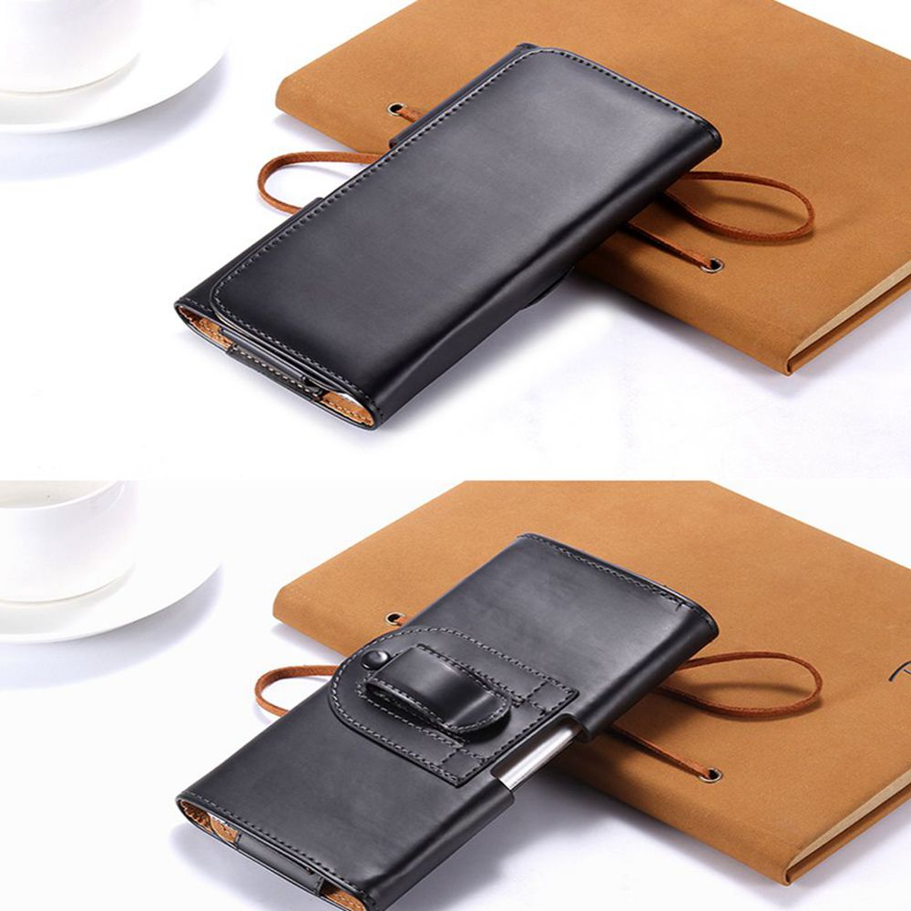 KISSCASE Riem Holster Tas Voor iPhone 5 5s SE X XR XS Max pouch Voor iphone xr holster Voor iphone xr pouch Universele lederen taille