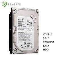 Seagate бренд 250 ГБ настольный ПК 3,5