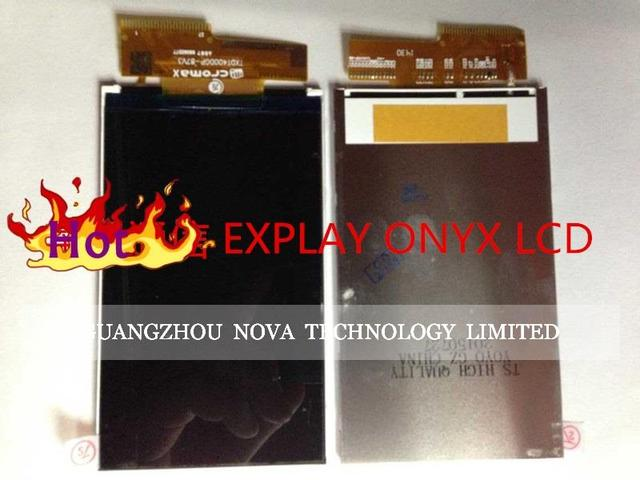 Для Explay Onyx Смартфон ЖК-Экран (Не Сенсорный экран Планшета Датчик) + 3 М Стикер бесплатный слежения