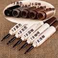 Bare makeup eyebrow gel + eyebrow cream set makeup brand waterproof eyebrow enhancer palette Korea cosmetics brow pencils brush