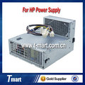 100% working desktop power supply for HP 6005 8000 8100 6000 503375-001 508151-001 240W, fully tested and perfect quality