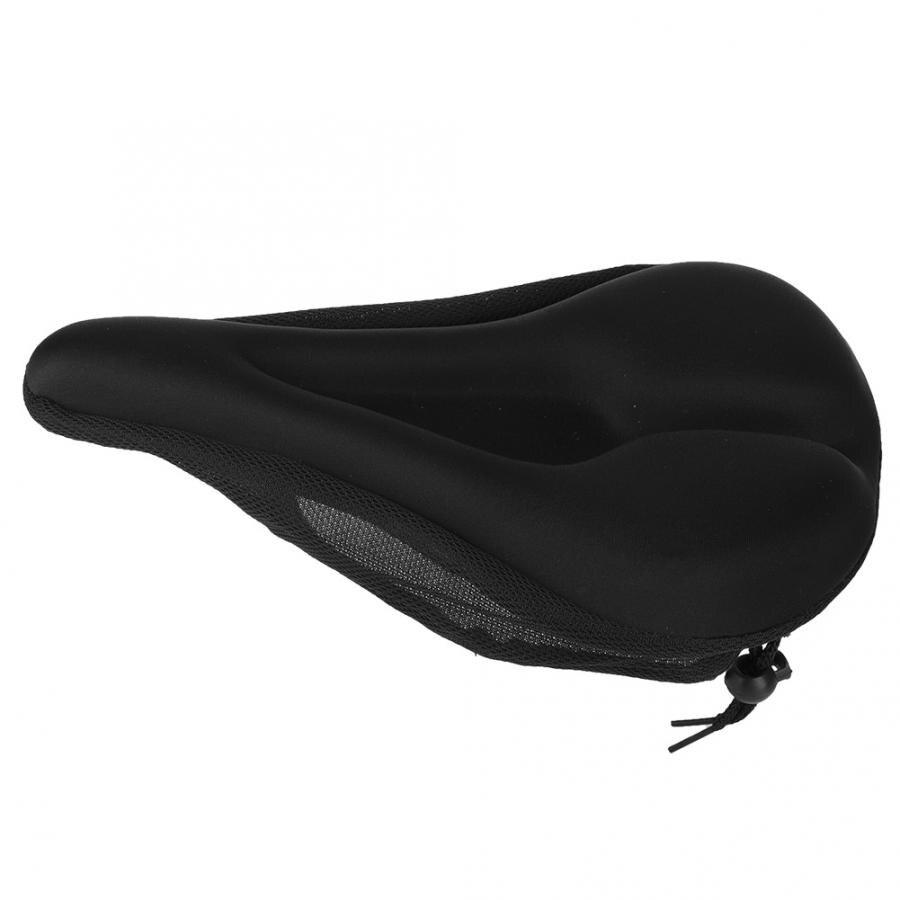 Bicycle Seat Ergonomic Saddle Soft Mountain Bike Seat Cycling Pad Cushion Cover