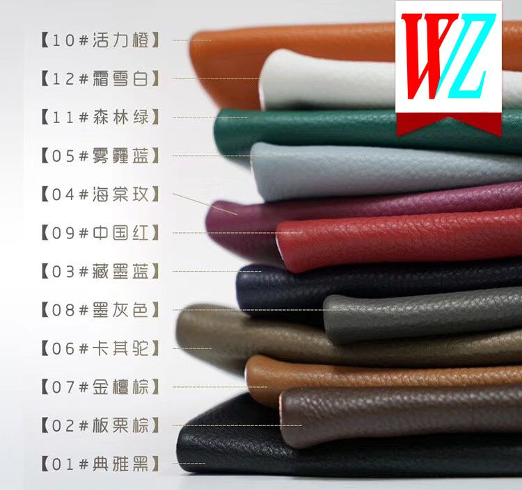 Genuine cow leather skin sale by whole piece - 4