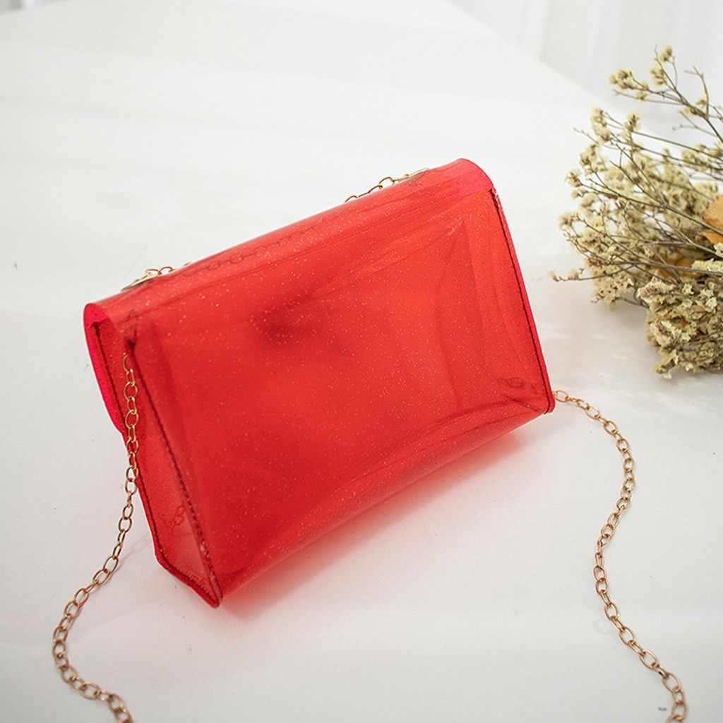 Moda casual telefone moeda bolsa de ombro pequena mulher senhora ombros geléia pacote carta bolsa do telefone móvel saco do mensageiro 2019