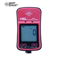 AS8902 горючих газов Портативный утечки газа детектор звука легкая вибрация сигнализация контроля воздуха со звуком световой сигнализации