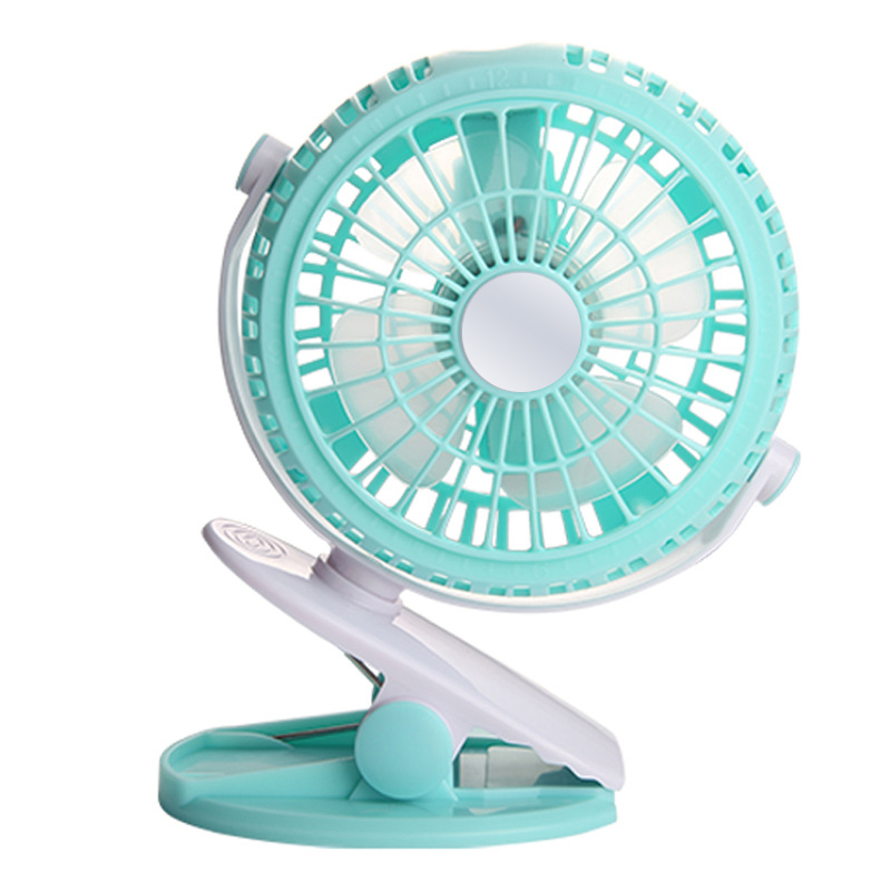 mini fan mini bed portable clip fan office usb electric fan table wall hanging table folder fan. Black Bedroom Furniture Sets. Home Design Ideas