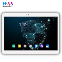 Original 10.1 inch 3G/4G LTE tablets Android 7.0 Octa Core RAM 4GB ROM 64GB 1920*1200 IPS WIFI tablet pcs 10 10.1 free shipping