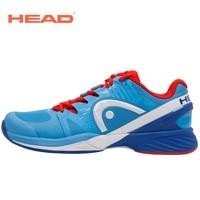HEAD Top Quality Tennis Shoes For Men Breathable PU Leather Sneakers Plus Size 39 45 Men Sport Shoes Athletic Tennis Shoes
