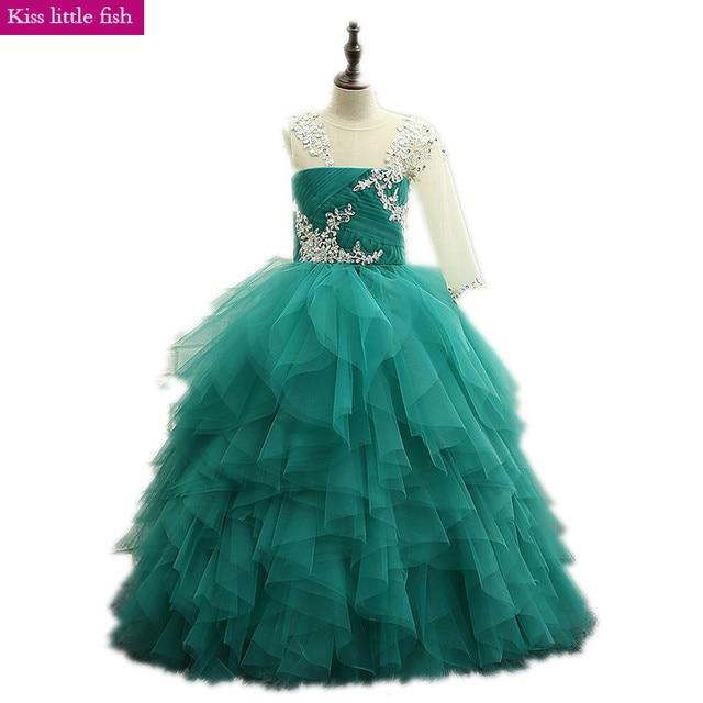 017 Free shipping Latest original design graduation gowns children ...