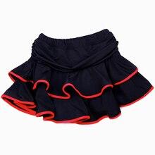 2017 NEW Women skirt Latin dance skirt Latin skirt ballet dance dress