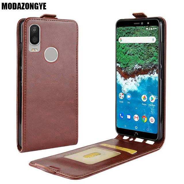 74b07b4656b BQ Aquaris X2 Case BQ Aquaris X2 Pro Case PU Leather Back Cover Phone Case  BQ
