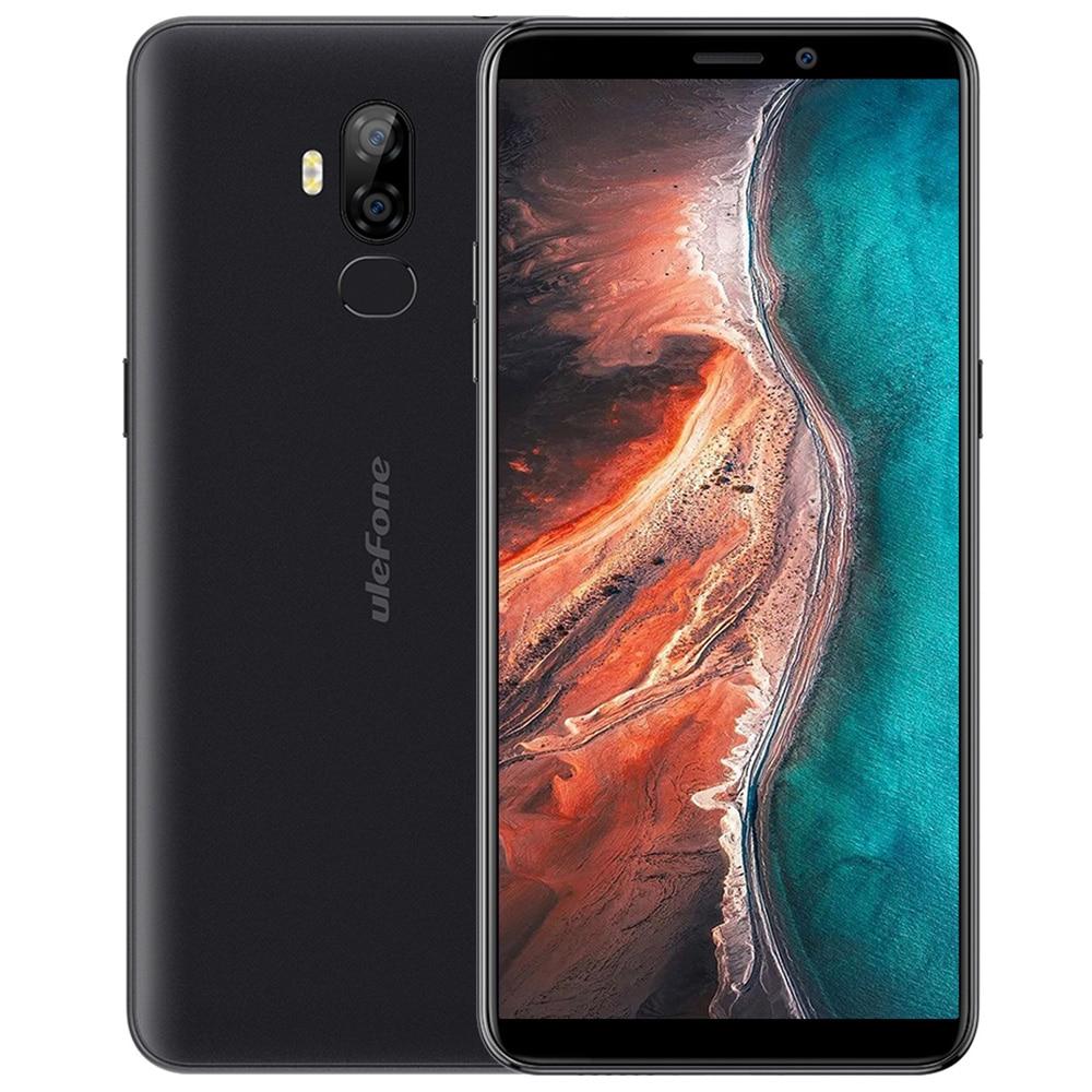 Купить Смартфон Ulefone P6000 Plus 4G 6 дюймов Android 9,0 MT6739WW четырехъядерный 3 ГБ ОЗУ 32 Гб ПЗУ 13.0MP + 5.0MP задняя камера мобильный телефон на Алиэкспресс