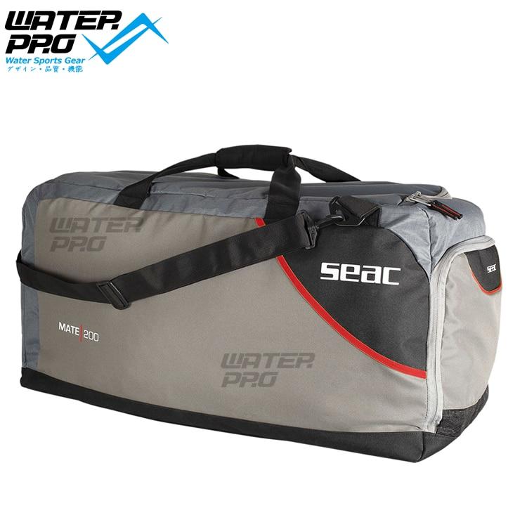 SEAC SUB Mate 200 HD Bag 110L seac sub ласты seac team красные короткие