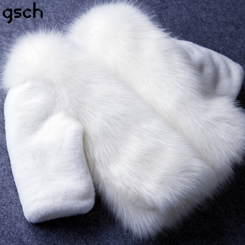 white winter fur coat for girls parka girls luxury faux fur outerwear Kids Winter Jacket Down Coat Girls Children Clothes roupaswhite winter fur coat for girls parka girls luxury faux fur outerwear Kids Winter Jacket Down Coat Girls Children Clothes roupas