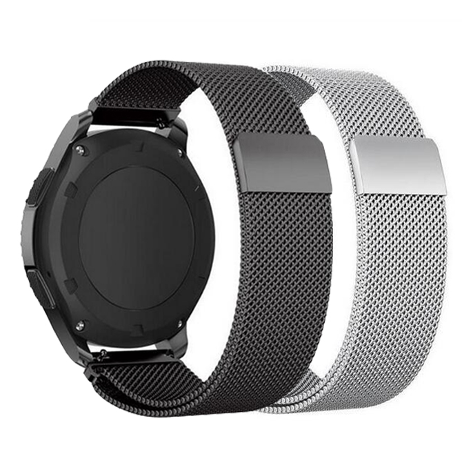 iwujiao 22mm 20mm 18 For Samsung Gear sport S2 S3 Frontier