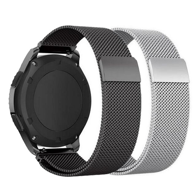 22mm 20mm 18 For Samsung Gear sport S2 S3 Frontier Classic Band huami amazfit bip Strap huawei GT 2 galaxy watch active 42 46mm