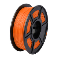 6 Color Option 3D Printer Filament 1.75mm PLA Plastic Filament Materials 1Kg/Roll PLA Compatible with All 3D Printers n 3D Pen