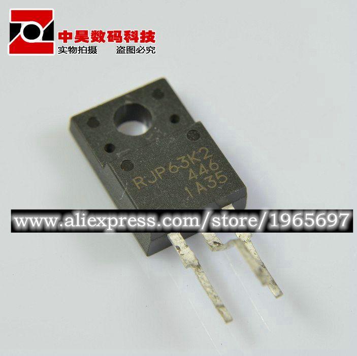 10pcs/lot RJP63K2 LCD TV Plasma dedicated TO220F In Stock