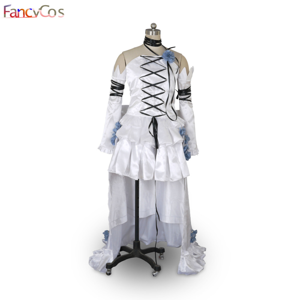 Halloween Women's New Pandora Hearts Alice Cosplay Costume Lolita Party Dress Quality Deluxe High Quality Custom