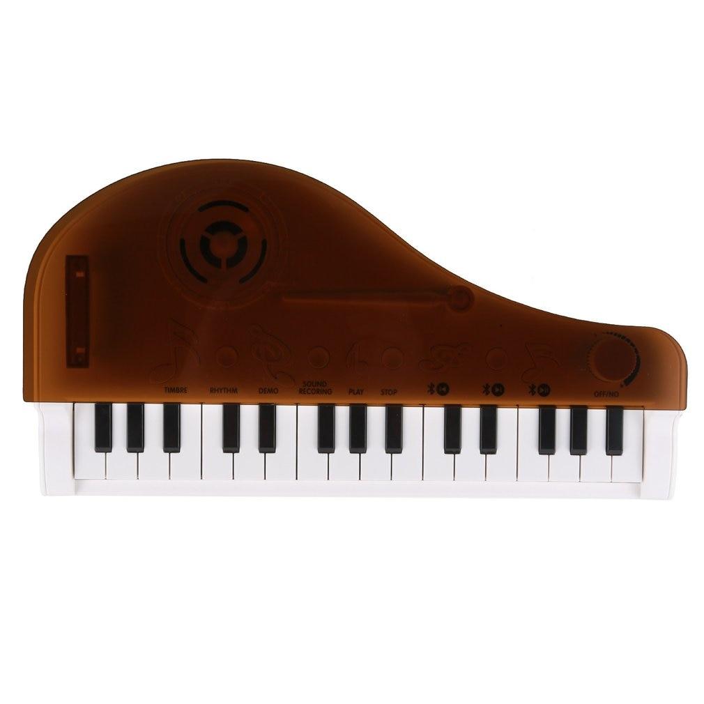 18 touches clavier Piano jouet pour enfants cadeau d'anniversaire Instruments de musique jouet électronique Piano avec voix HD forte Runtime - 5