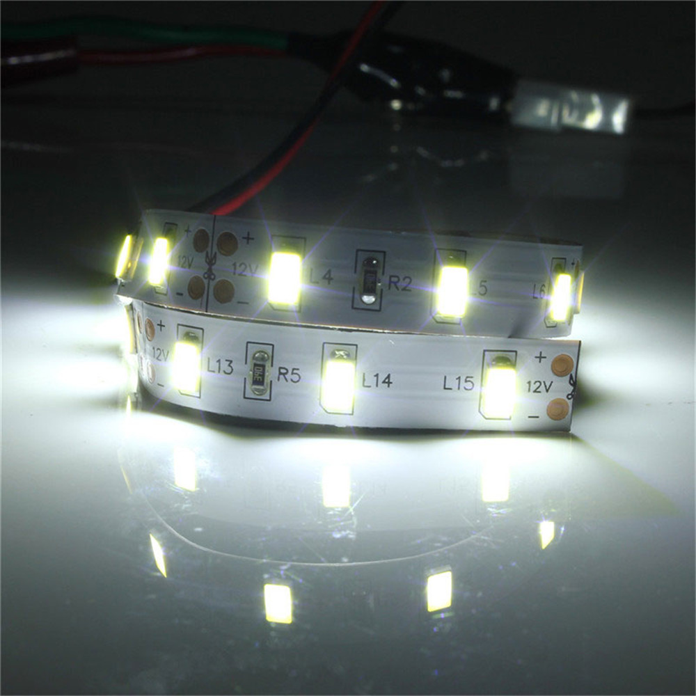 Led strip lights decoration lights 25cm smd 5630 led flexible strip led strip lights decoration lights 25cm smd 5630 led flexible strip light pc computer case adhesive lamp dc12v in led strips from lights lighting on mozeypictures Image collections
