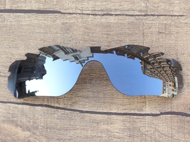 Aliexpress.com : Buy Chrome Silver Mirror Polarized Replacement ...