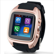 Android Smart Watch X01 X02 1 5 Inch 240 240 IPS Bluetooth font b SmartWatch b