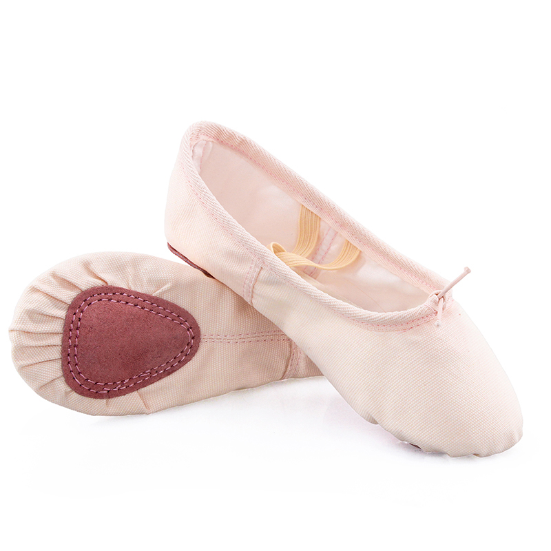 Show details for Children Dance Shoes Adult National Ballet Shoes Women Soft Bottom Dancing Yoga Kungfu Shoes Cat Claw