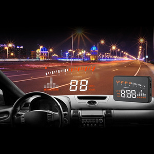 3.5 inch X5 heads up display H