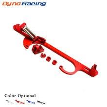 Cable Acelerador de aluminio YC101100, serie 4150, negro, rojo, azul y plateado, soporte de carburador