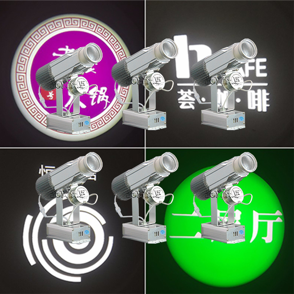 6pcs/lot 25W LED Not waterproof Custom Design Gobo Projector Outdoor with Custom Color Patterns Professional Stage&DJ Home Light scott millett professional asp net design patterns