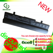 Black  5200mAh Laptop battery for Asus Eee PC 1001HA 1005 1005H 1005HA AL31-1005 AL32-1005 PL32-1005