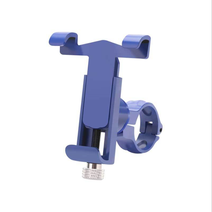 By DHL 50pcs Bicycle Phone Holder Bike Mount Handlebar Extender Holder Motorcycle Handlebar Clip Stand Alloy