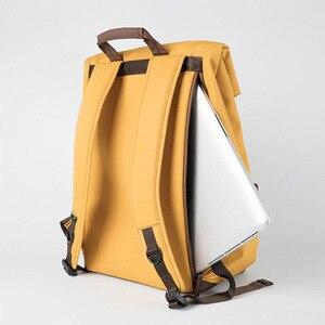 Image 3 - Youpin Urevo / 90fun College School Leisure Backpack 15.6 Inch Waterproof Laptop Bag Rucksack Outdoor Travel For Men Women