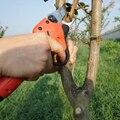 Сертификат CE 10 рабочих часов садовые и садовые электрические секаторы  яблонный секатор  Электрический секатор  0 25 секунды в раз