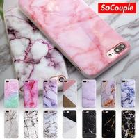New Arrival Granite Scrub Marble Phone Case Soft TPU Funda Case For Iphone 5 5s SE