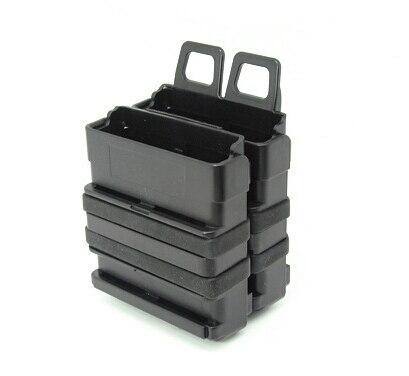 Pochette de Magazine rapide tactique 7.62 fixation rapide sac de mag support de système MOLLE avec Double pochette de Magazines