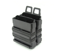 Tactical 7.62 Fast Magazine Pouch Fast Attach mag bag MOLLE System Holder with Double Magazines Pouch