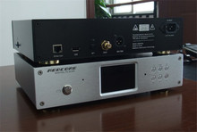REDCORE Pure digital turntable player APE/FLAC/WAV/DTS/DSD/Hard disk/Mobile phone remote control Dual power supply mode