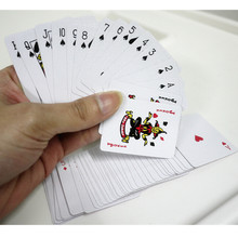1 коробка Техасский Холдем мини-Покер Украшение дома покер карты игральная игра детский подарок наружные аксессуары для скалолазания путешествия
