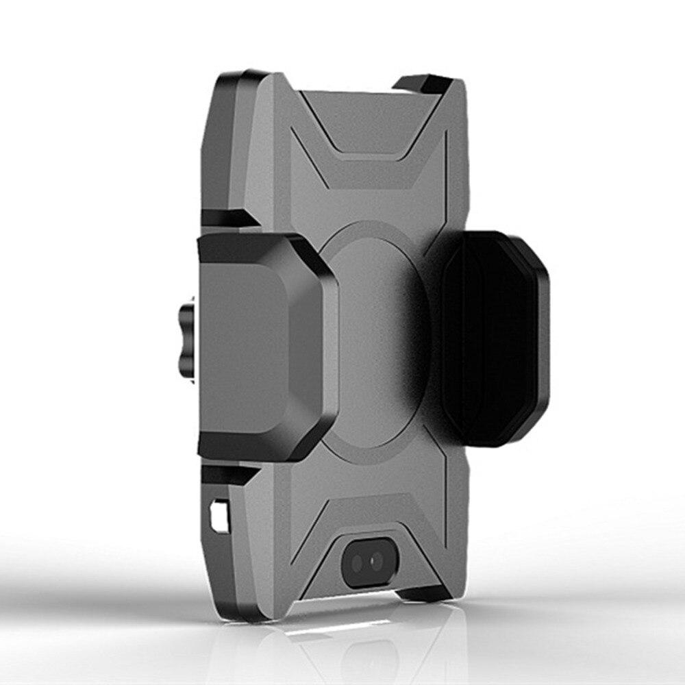 Chargeur de voiture automatique sans fil d'intelligence Qi de chargement pour iPhone X, 8/8 Plus Samsung S9 S8Plus HTC support pour téléphone