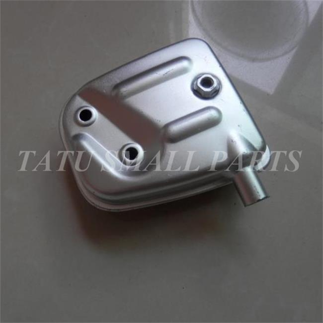 EH025 MUFFLER ON SIDE FOR ROBIN EH035  PETROL GENERATOR MOWER  MUFFER  EXHAUST PIPE AFTERMARK EXHAUST SILENCER PART rc boat 95 deg exhaust pipe head for zenoah crrc rcmk petrol marine engine
