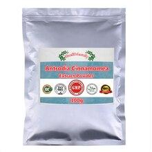 Potente Anti Cáncer, 100g 1000g polvo de extracto de Antrodia Cinnamomea con polisacárido, protege la desintoxicación del hígado, NiuZhangZhi