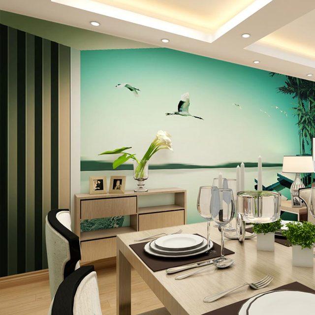 Wall Mural Prints aliexpress : buy 3d room wallpaper landscape image prints wall