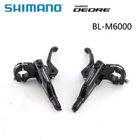 Shimano Deore BL M6000 Hydraulic Disc Brake Lever MTB Brake Lever Left / Right /a pair Mountain Bike Bicycle Parts