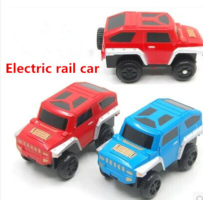 Hot sale 2018 Kids Toys alloy Electric Car toy for orbit track toy free shipping