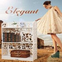 New Arrival 3 Tier Widening Bookshelf Shoes Rack Home Storage Living Bedroom Furniture 80*60*23CM