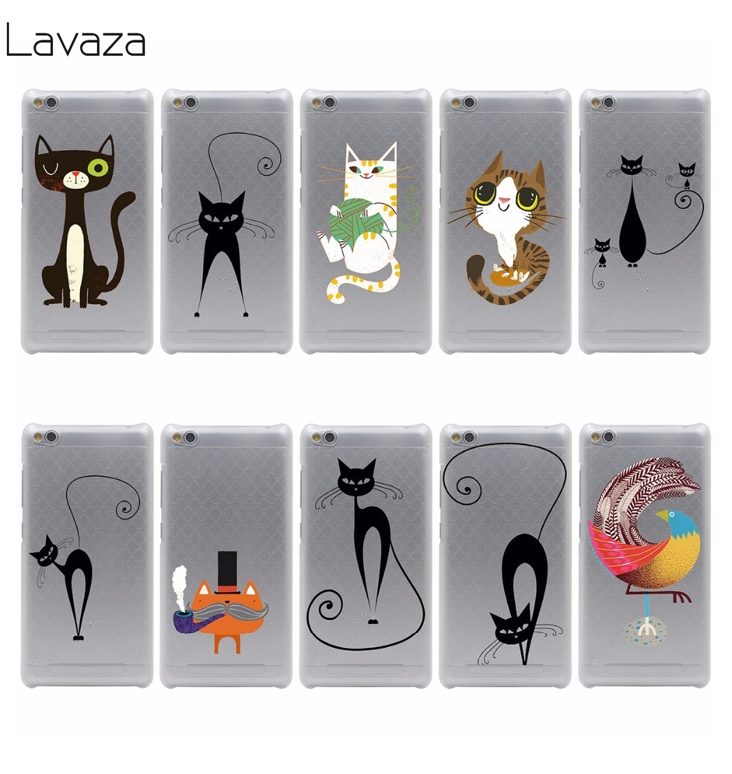 Lavaza The Lovely Cat Is Black Hard Case For Meizu M6 M5 M3 M2 Original 3d Relief Superhero Soft M3s 5 Inch Note Mini M5c M5s U10 U20 Pro 6 7 Plus Cover