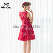 Burgundy Homecoming dress Short Cocktail party dress above knee Sleeveless Party Dress short homecoming dress
